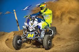 Dustin Nelsons YFZ450 Racer – UTV Action Magazine