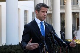 Rep. Adam Kinzinger says he's open to Air Force secretary job