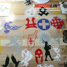 Hungary Coat Of Arms Hungarian Decal Sticker Car Vinyl Pick Size Color No Bkgrd