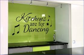 Kitchens Are For Dancing Wall Art Decal