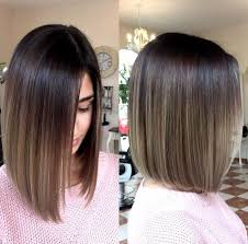 10 Balayage Ombre Hair Styles For Shoulder Length Hair Women