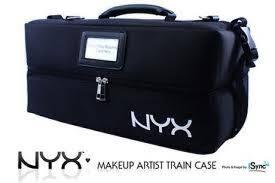 soft sided makeup train