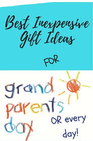 4 best inexpensive gift ideas for