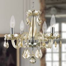 Brilliance Lighting And Chandeliers Kids Room Chandelier Metro Candelabra 4 Light Full Lead Teak Golden Crystal Chrome Finish Chandelier Walmart Com Walmart Com