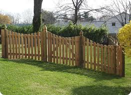 Choosing Wood Fence Posts Panels Gates And Pickets