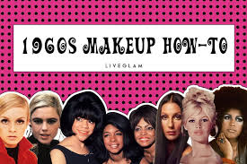 how to do a 1960 s makeup look liveglam