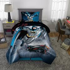 Batman Bed In A Bag Kids Bedding Bundle Set 4 Piece Twin Walmart Com Walmart Com