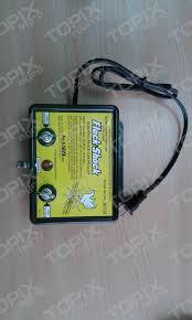 Shoker Flock Shock Ss 600 P2 220 Vac 50 60 Hz 10w Max Topix Agro
