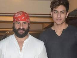 Ibrahim Ali Khan opens up about his relationship with father Saif Ali Khan  | Hindi Movie News - Times of India