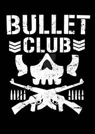 Njpw Bullet Club Logo Re Created By Windows8osx On Deviantart In 2020 Bullet Club Logo Njpw The Club Wwe