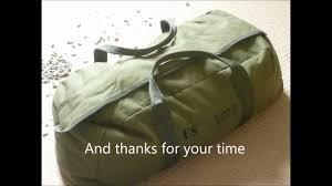 how to make home made sandbag