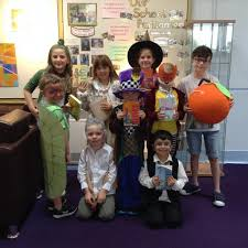 A splendiferous time for Perry Wood Primary School's Dahl lovers |  Droitwich Advertiser