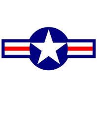 Usaf United States Air Force Roundel Car Vinyl Window Decal Sticker Ebay