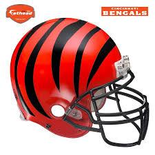 Buy Fathead Cincinnati Bengals Helmet Wall Decal In Cheap Price On Alibaba Com