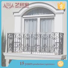 Epic Simple Steel Balcony Grill Design Wrought Iron Balcony Railing Throughout Simple Balcony Grill Design Ideas House Generation