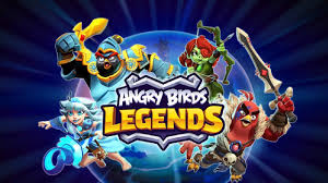 Angry Birds Legends Gameplay (Android iOS APK) - Role Playing ...