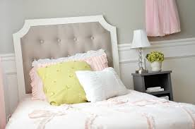 diy tufted headboard the idea room