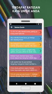 status cinta bahasa jawa lengkap for android apk