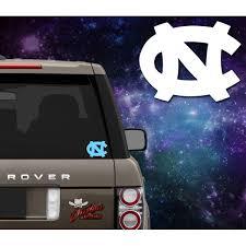 Unc University Of North Carolina Tarheels Decal Outlaw Decals