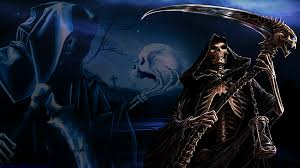 free grim reaper wallpaper hd