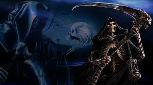 free grim reaper wallpaper hd