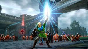 Hyrule Warriors Gameplay Video - YouTube