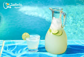 drink recipe easy summer tail