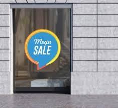 Custom Window Decals Online At Best Prices Bestofsigns Com