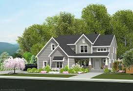 craftsman house plan 9618 u home
