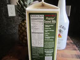 coconut milk trader joe s ings