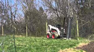 Installing The Deer Fence Video Youtube