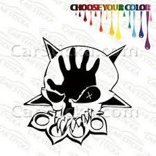2 Of 5 To 20 Five Finger Death Punch Skull Band B Vinyl Sticker Decal Die Cut Ebay