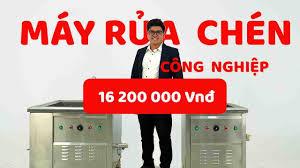 Máy rửa chén giá rẻ | Máy rửa chén công nghiệp | Máy rửa chén Untrasonic |  Hotline: 0898 698 756 - YouTube