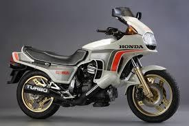 honda cx500 turbo world s first