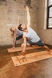 luxury cork yoga mats body by yoga