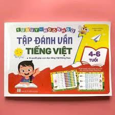 Đồ Chơi Tập Đánh Vần Tiếng Việt - Giúp Bé Tập Đọc Dễ Dàng