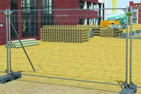 Heras Fences For Temporary Use