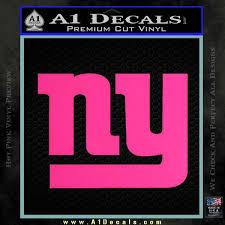 New York Giants Decal Sticker D1 A1 Decals