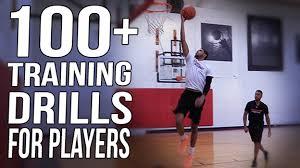 basketball drills for players