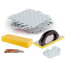 diy subway tile backsplash kit 15ft