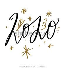 happy new year quote vector stock vector royalty