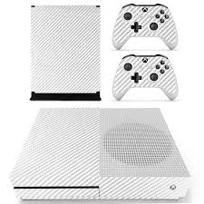 Silver Carbon Fiber Full Skin Sticker Cover Film Protector Decal For Xbox One Slim One S 1 S Console Kinect And 2 Controller Decals Xbox Decal Skin Stickerdecal Sticker Skins Aliexpress