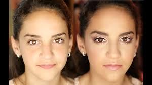 middle formal makeup tutorial