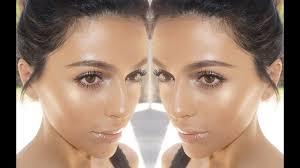 summer bronze glow makeup natural