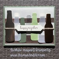 stampin up bottles bubble over