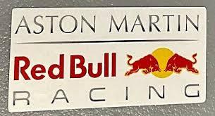 Aston Martin Red Bull Racing Vinyl Sticker Ebay