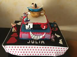 8º Cumpleanos De Julia Conuve