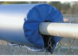 Artistic Coverings 1273847 Delux Fence Top Rail Padding Amazon Co Uk Sports Outdoors