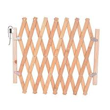 Cysincos Pet Gate Wooden Foldable Dog Fence Indoor Free Standing Safety Gate Portable Separation Pet Barrier Guard Animal Shop