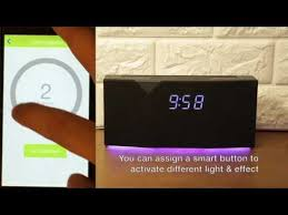 looking for a smart alarm clock